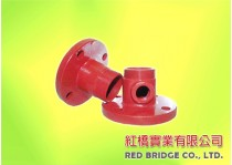 "2"" Butterfly Connector (test hole)"